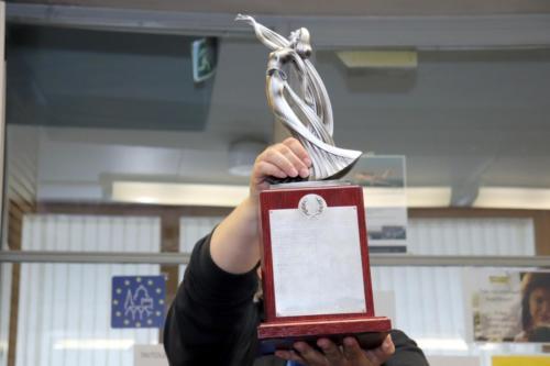 0042 Glider-kiertopalkinto
