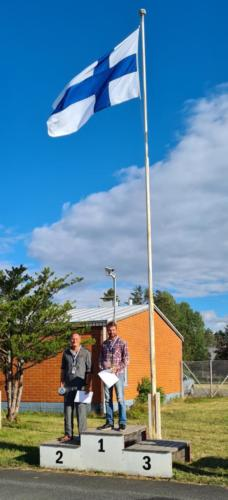 Glider Sportsman Ville 1. ja Mikko 2.