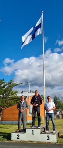 4 minute Freestyle Sami 1., Mikko 2. ja Risto 3.