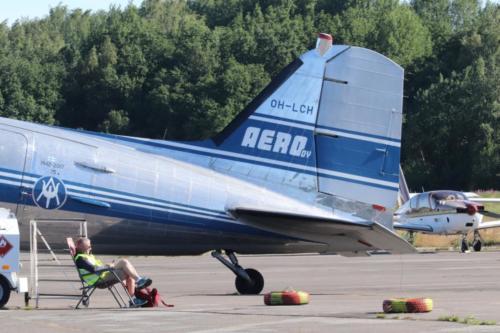 Ismo ja DC-3
